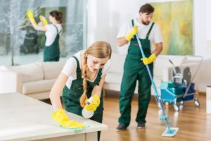 AirBM Comany Office Cleaning